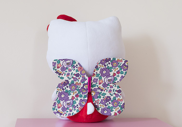 DIY Toy Fairy Wings