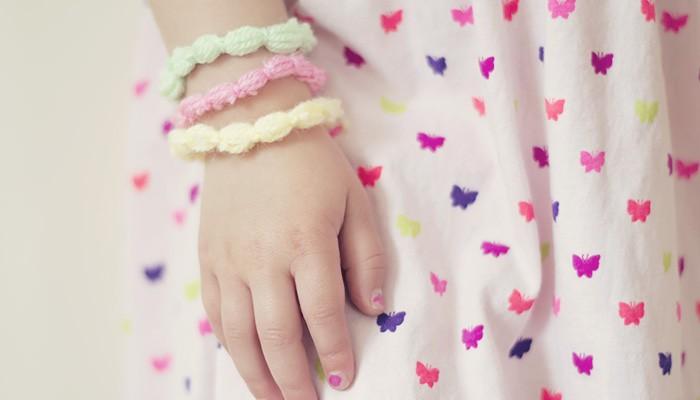 Yarn Jewellery