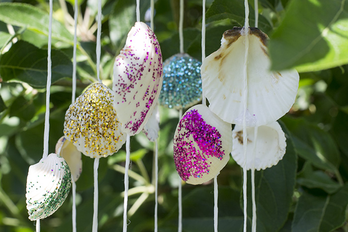 sea shell windchime 3