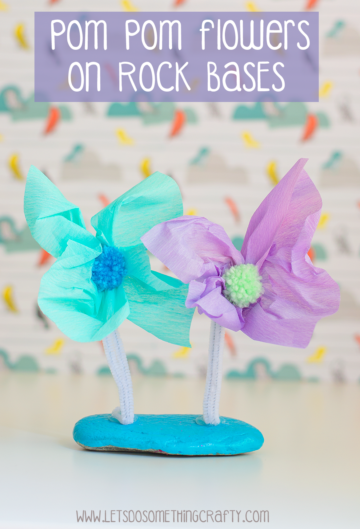 how to make diy flowers