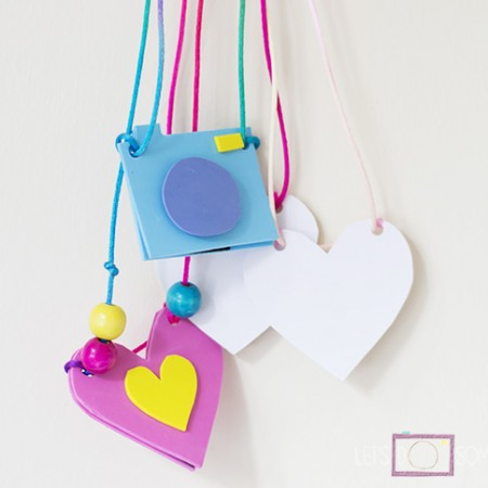 DIY foam lockets
