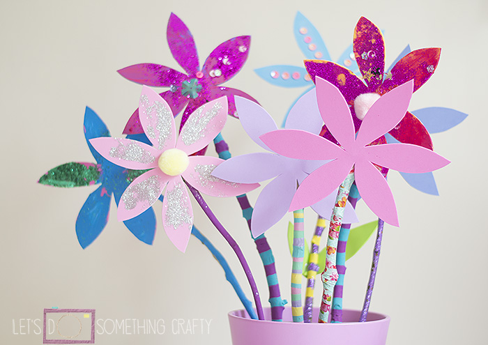 stick flowers 2