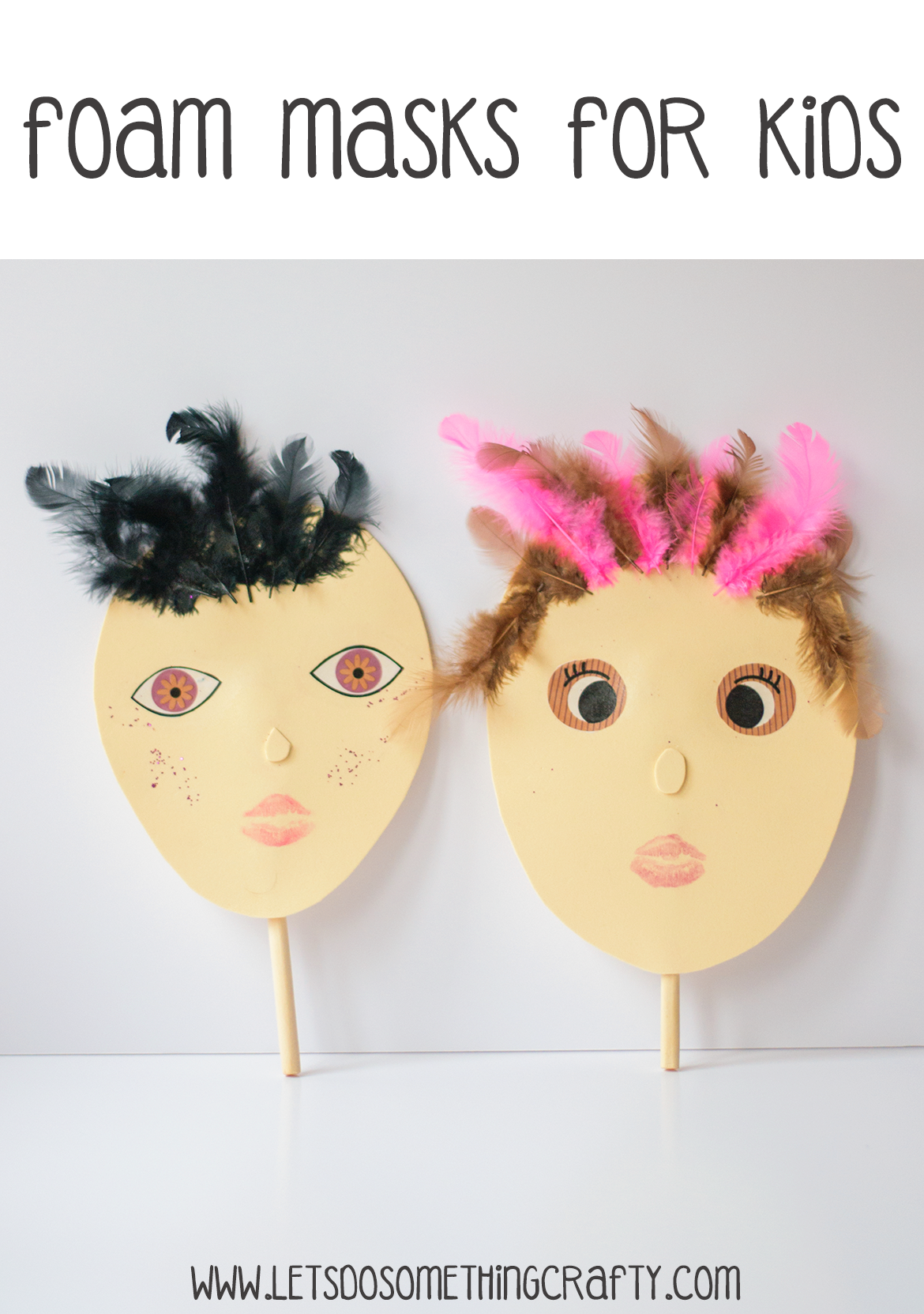 foam masks for kids