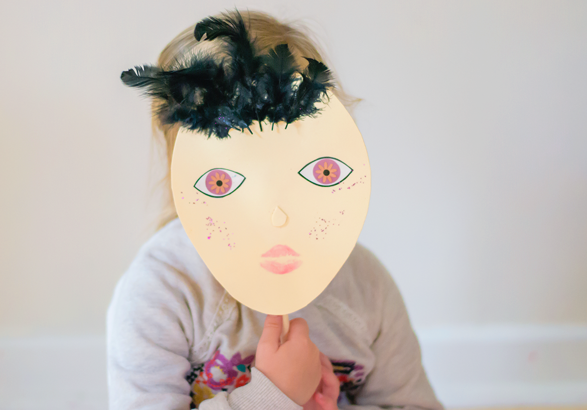 foam mask for kids