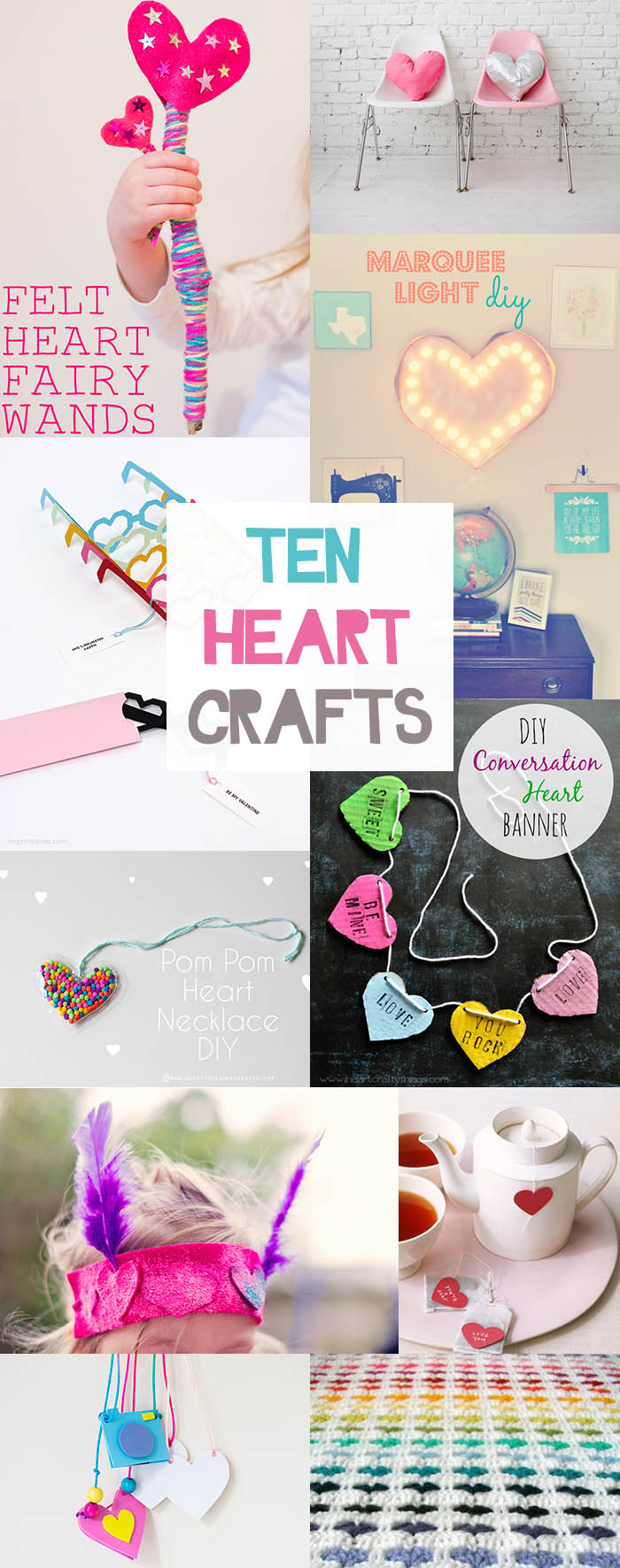 TEN HEART CRAFTS