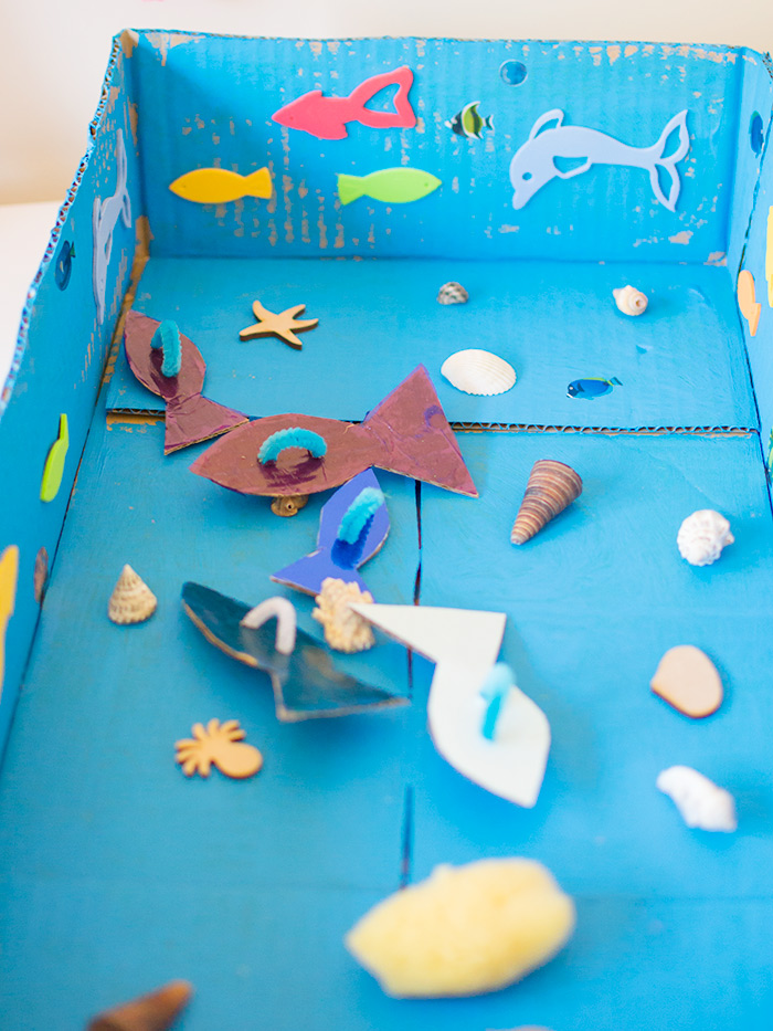How to make a diy fishing game for kids for The fish game