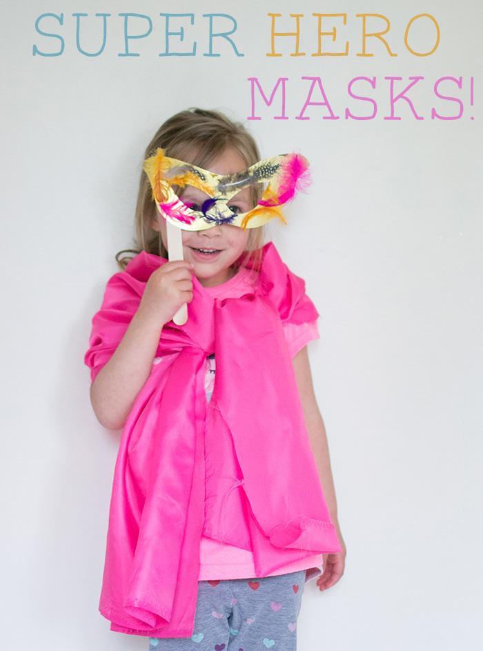 superhero-mask