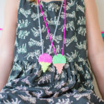 Making Necklaces With Hama Beads