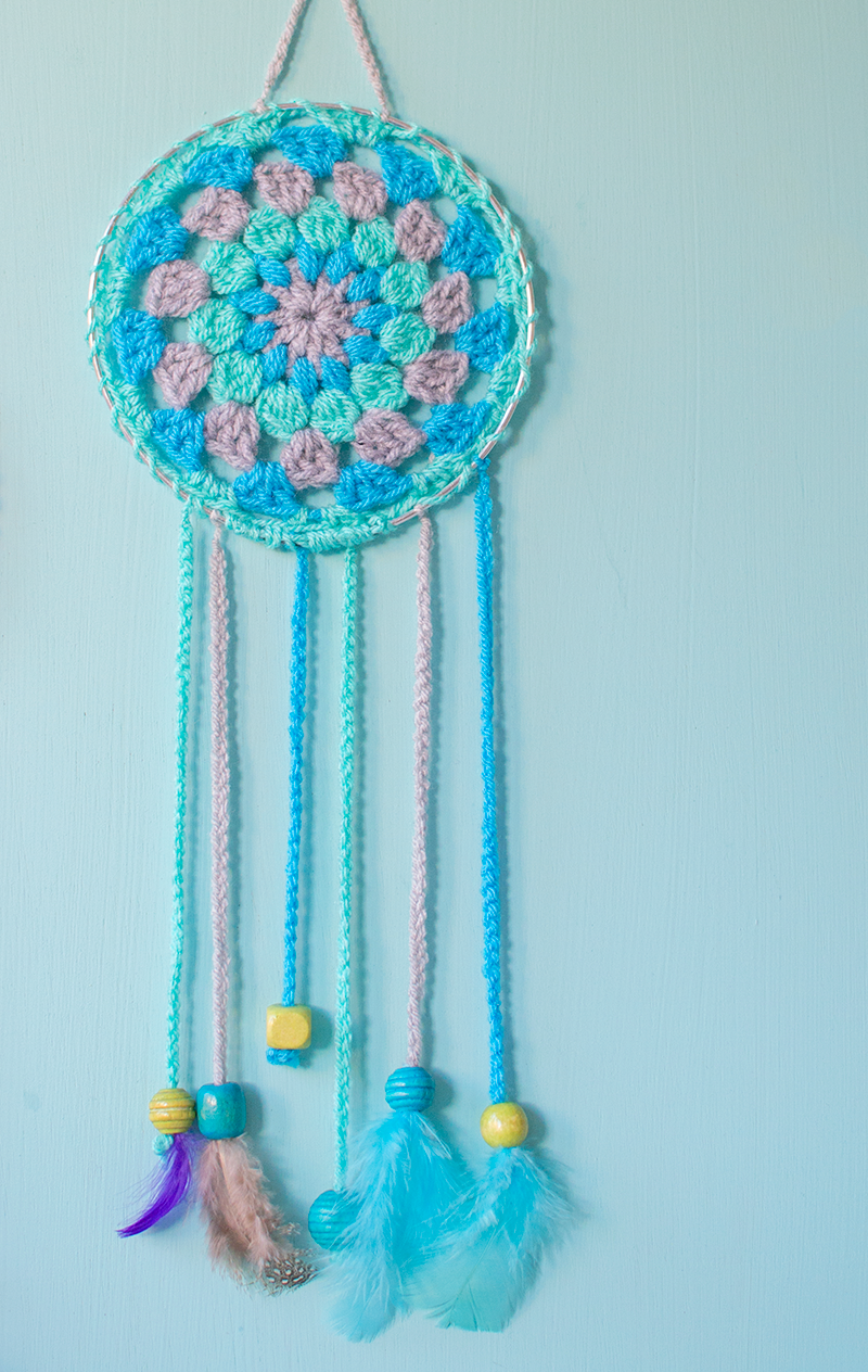 turquoise-dream-catchers
