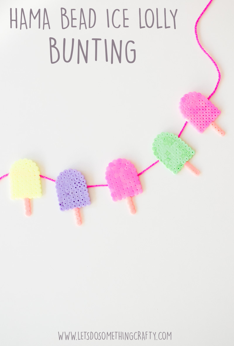 HAMA-BEAD-ICE-LOLLY-BUNTING-H