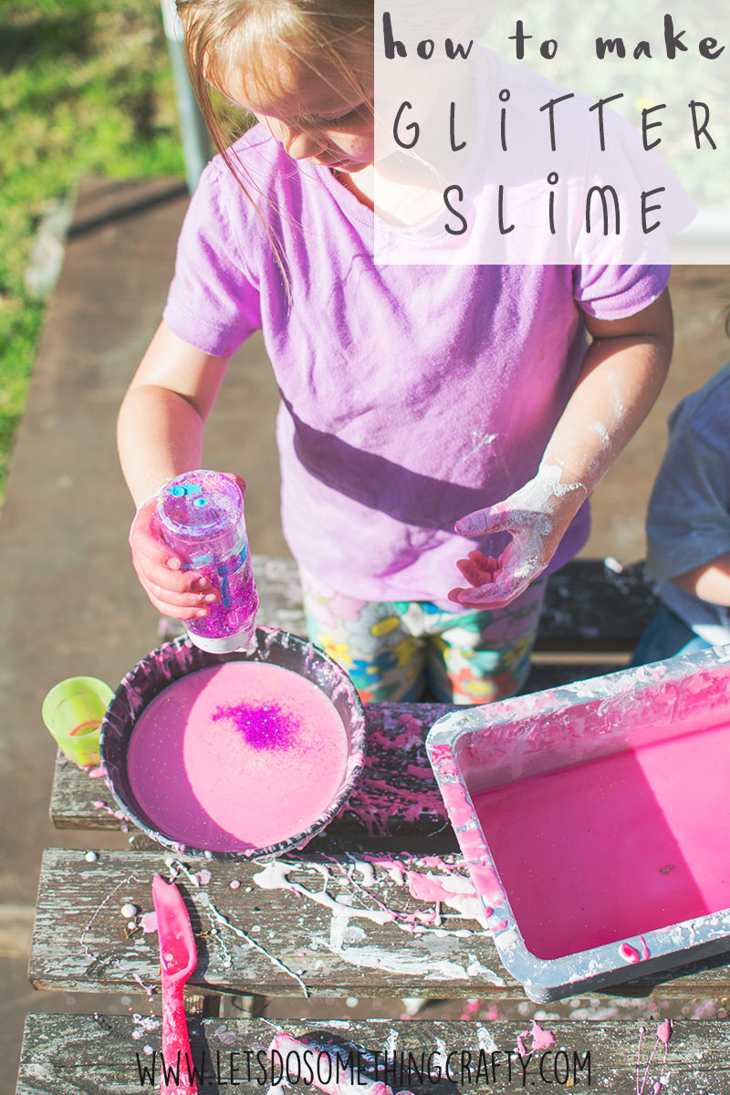 how-to-make-glitter-slime