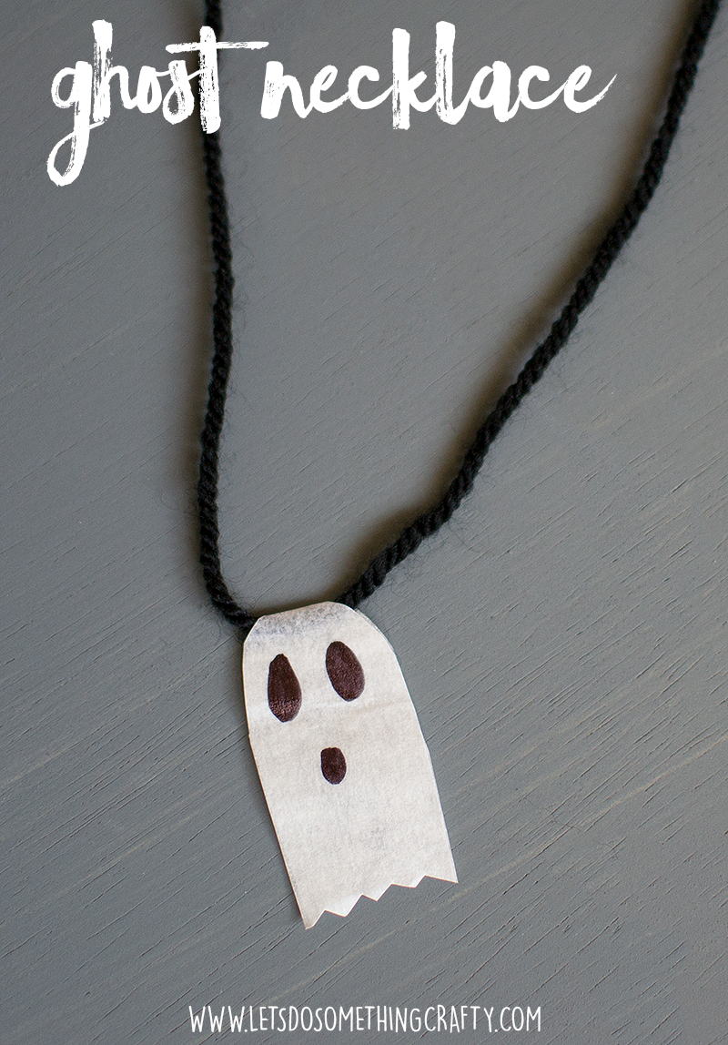 GHOST-NECKLACE