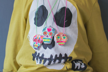 diy-sugar-skull-necklaces