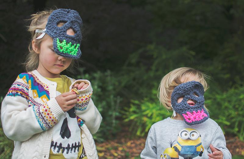 spooky-masks