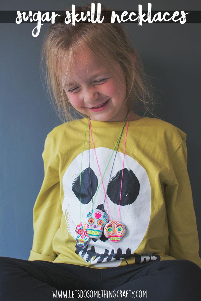 sugar-skull-necklaces