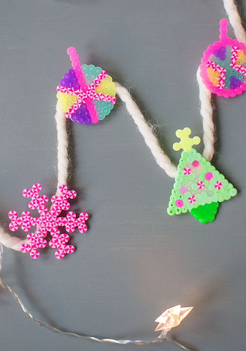 hama-bead-baubles-and-christmas-tree