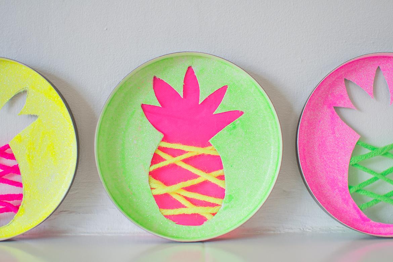 pineapple-sun-catchers