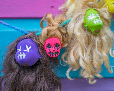 painted-doll-heads