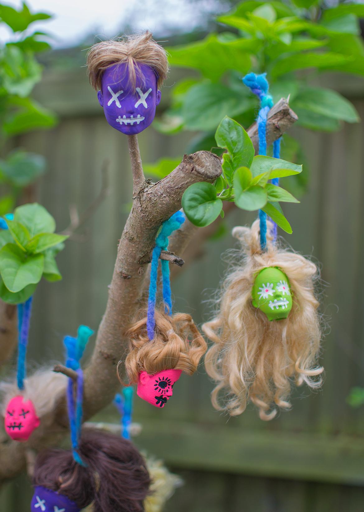 zombie-doll-heads