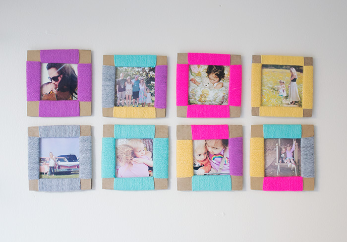 diy-photo-frame-made-from-cardboard